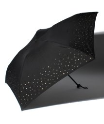pink trick/BE SUNNY ビーサニー 4段折りたたみ傘 スターダスト (晴雨兼用 UV 紫外線カット 耐風 軽量 撥水)/500714755