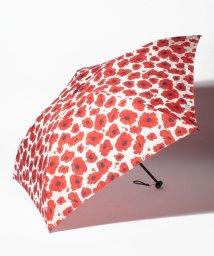 pink trick/BE SUNNY ビーサニー 4段折りたたみ傘 フラワー (晴雨兼用 UV 紫外線カット  耐風 軽量 撥水 ポーチ付)/500714758