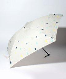 pink trick/BE SUNNY ビーサニー 4段折りたたみ傘 カラフルドロップ (晴雨兼用 UV 紫外線カット  耐風 軽量 撥水)/500714763