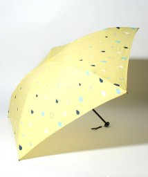 pink trick/BE SUNNY ビーサニー 4段折りたたみ傘 カラフルドロップ (晴雨兼用 UV 紫外線カット  耐風 軽量 撥水)/500714764