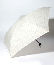 pink trick/BE SUNNY ビーサニー 4段折りたたみ傘 ハートキャッチ (晴雨兼用 UV 紫外線カット  耐風 軽量 撥水)/500714765