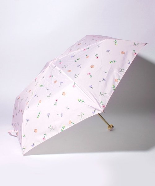pink trick(ピンクトリック)/BE SUNNY ビーサニー 3段折りたたみ傘  ガーデン (晴雨兼用 UV 紫外線カット  耐風 軽量 撥水)/87289