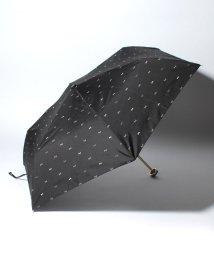 pink trick/BE SUNNY ビーサニー 3段折りたたみ傘 リボンドット  (晴雨兼用 UV 紫外線カット  耐風 軽量 撥水/500714772