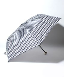 pink trick/BE SUNNY ビーサニー 3段折りたたみ傘  ランダムチェック (晴雨兼用 UV 紫外線カット  耐風 軽量 撥水)/500714775