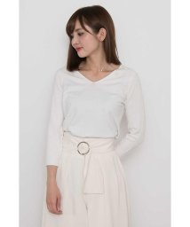 PROPORTION BODY DRESSING/◆フラワーシェードビーズ刺繍ニット/500727252