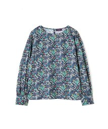 N Natural Beauty Basic/Alpine Pasture(LibertyPrint)ブラウス/500728985