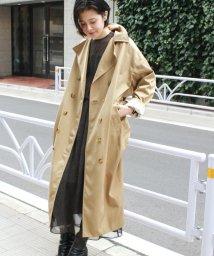 JOURNAL STANDARD/【NEU】タスランギャバコクーントレンチコート◆/500730396