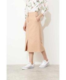 NATURAL BEAUTY BASIC/【sweet 4月号掲載】チノストレートスカート/500730616