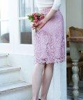 PROPORTION BODY DRESSING/★リーフハートケミカルスカート/500730648