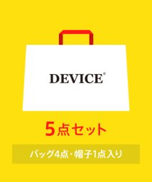 DEVICE/バッグ&帽子 5点セット 福袋2018/500731495