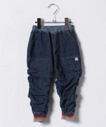 KRIFF MAYER(Kids)/裾リブクロップドパンツ(110〜130cm)/500716350