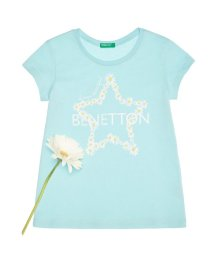 BENETTON (UNITED COLORS OF BENETTON GIRLS)/KIDSニューロゴベーシックTシャツ・カットソー/500722197