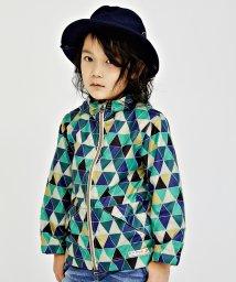 KRIFF MAYER(Kids)/総柄マンパ(140〜160cm)/500716345