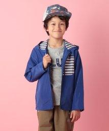 KRIFF MAYER(Kids)/シマシマンパーカー(120〜160cm)/500716399