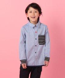 KRIFF MAYER(Kids)/ドットシャツ(120〜160cm)/500716400