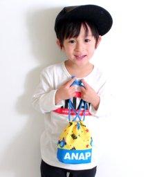 ANAP KIDS/キャラクター巾着/500723435