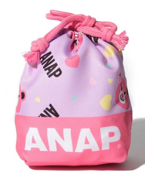 ANAP KIDS(アナップキッズ)/キャラクター巾着/0400300546
