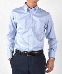 SHIPS JET BLUE/SHIPS JET BLUE: ボタンダウンドレスシャツ/500733899