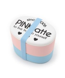 PINK-latte/小判型ランチボックス/500734483