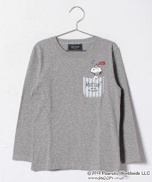 KRIFF MAYER(Kids)/スヌーピーロンTEE(140〜160cm)/500723196