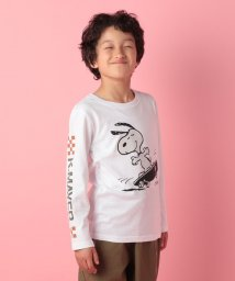 KRIFF MAYER(Kids)/スヌーピーロンTEE(110〜130cm)/500723197
