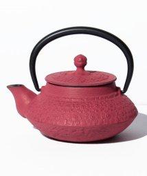 Afternoon Tea LIVING/南部鉄器/桜柄鉄瓶/500724026