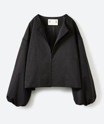 haco!/ボリューム袖重ね着対策にぴったりな 袖ふんわりブルゾン/500735122