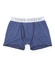 TAKEO KIKUCHI/ボーダーストレッチボクサーパンツ/500736581