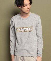 KRIFF MAYER/BOXロゴロンT/500723184