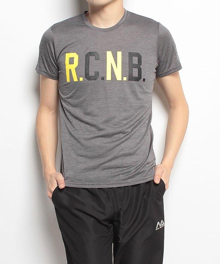 ナンバー/メンズ/R.C.N.B.マルチカラーロゴTシャツ