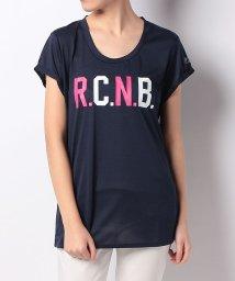 Number/ナンバー/レディス/レディースR.C.N.B.マルチカラーロゴTシャツ/500740535