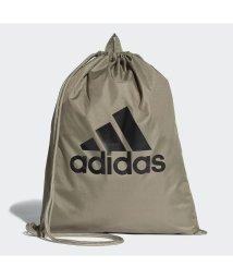 adidas/アディダス/ビッグロゴジムバッグ/500740615