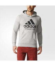 adidas/アディダス/メンズ/M SPORT ID ATHLETICS ロゴ スウェットパーカー (裏毛)/500740733
