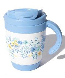 Afternoon Tea LIVING/サーモス/フラワー柄サーマルマグカップ/500724163
