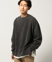 BEAMS OUTLET/【WEB限定】BEAMS / NEW STANDARD サイドオープン スウェットシャツ/500740899