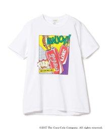 BEAMS MEN/Coca-Cola by BEAMS / プリント Tシャツ 2/500740960