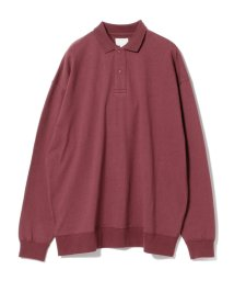 BEAMS OUTLET/BEAMS / NEW STANDARD ルーズフィット ポロシャツ/500741123