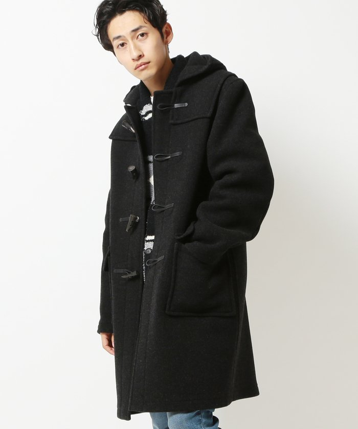 GLOVERALL × BEAMS / 別注 712 ダッフルコート