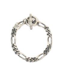 BEAMS MEN/On The Sunny Side Of Street / Figaro Chain Bracelet/500741376