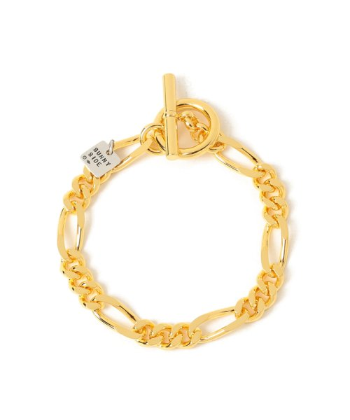 BEAMS OUTLET(ビームス アウトレット)/On The Sunny Side Of Street / Figaro Chain Bracelet/11420272863