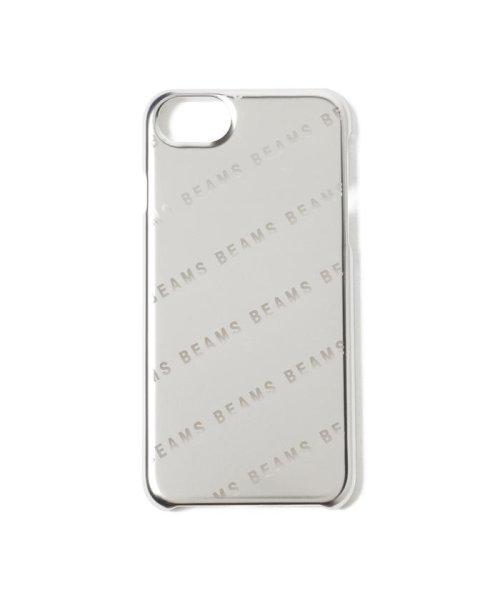 bPr BEAMS(bPrビームス(雑貨))/BEAMS / メッキ ロゴ iPhone8・7ケース/33750799218