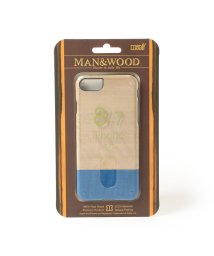 bPr BEAMS/MAN&WOOD / iPhone8・7ケース/500741495