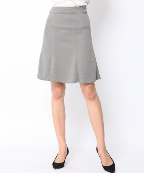 QUEENS COURT(クイーンズコート)/【セットアップ対象】ポンチスカート/221150900