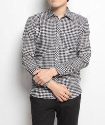 Alpine DESIGN/アルパインデザイン/メンズ/長袖チェックシャツ/500756001