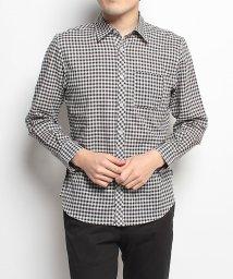 Alpine DESIGN/アルパインデザイン/メンズ/長袖チェックシャツ/500756002