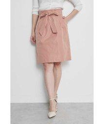 PROPORTION BODY DRESSING/◆ステッチリボンコクーンスカート/500732041