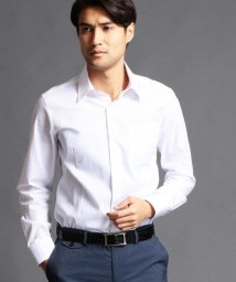 MONSIEUR NICOLE/セミワイドカラードレスシャツ/500733997