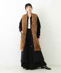 BEAMS OUTLET/【カタログ掲載】RBS / ラムファー ロングジレ/500742647