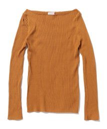 BEAMS OUTLET/Letroyes / SYLVIE ボートネックニット/500744011