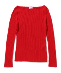BEAMS OUTLET/【VERY6月号掲載】Letroyes / SYLVIE ボートネックニット/500744011